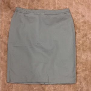 CAbi Jade Almond pencil skirt Size 6